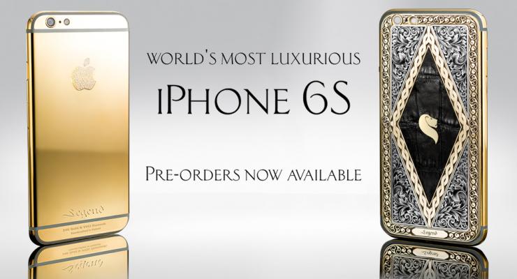 luxury iPhone 6S