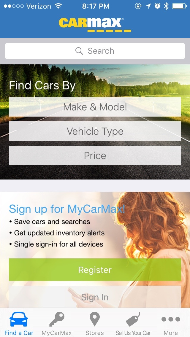Car buying apps for your iPhone
