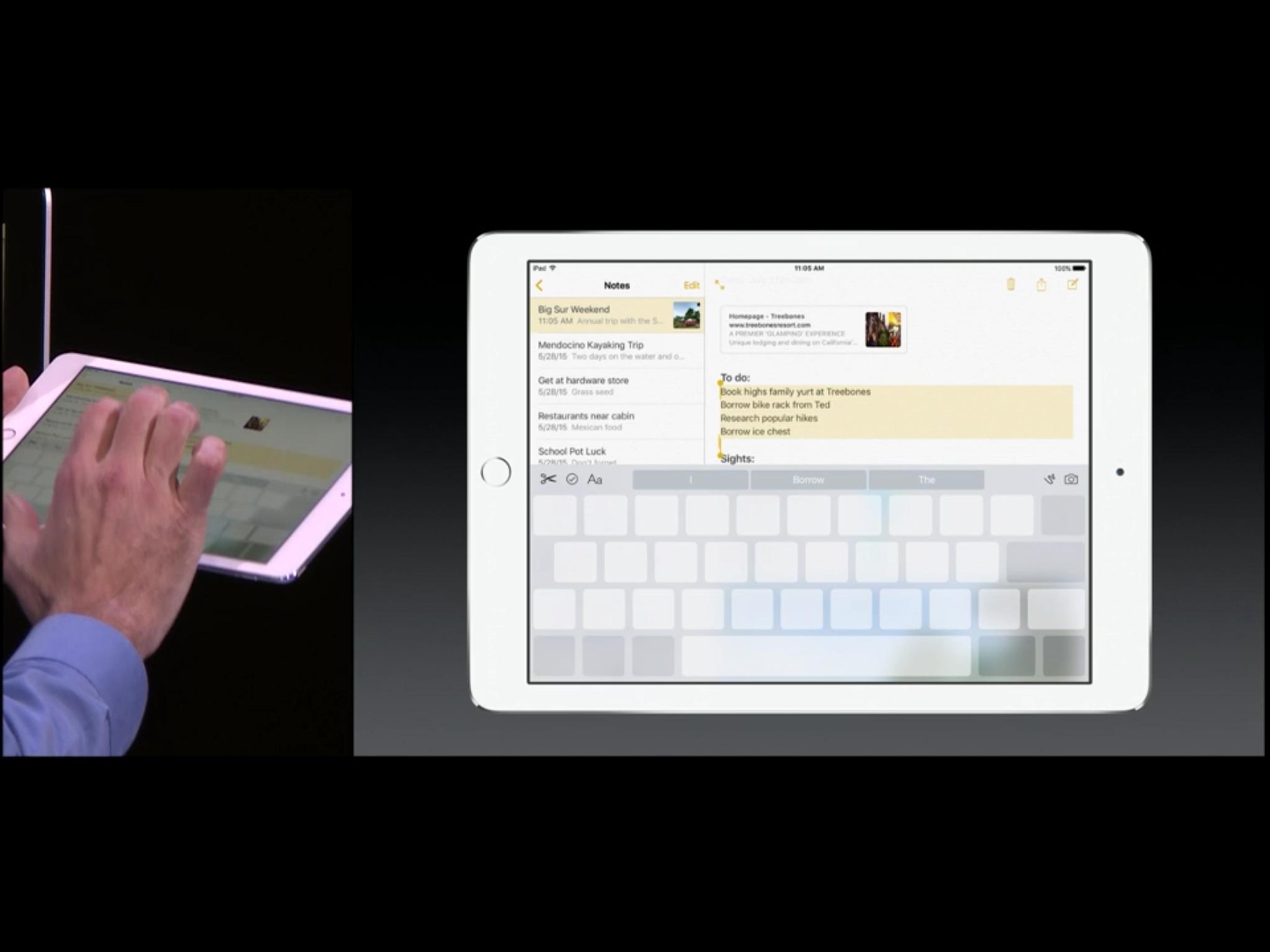 iOS 9 tricks