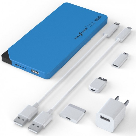 PermaCharger Ultra-Thin USB Power Pack
