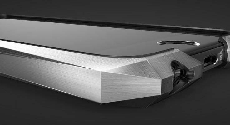 Meet the $1,500 Titanium iPhone Case: Advent