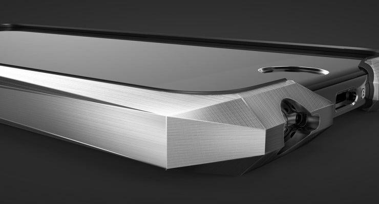 new styles 71b70 74ddb Meet the $1,500 Titanium iPhone Case: Advent