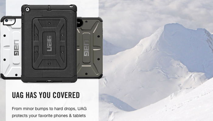 Rugged Folio Case for iPad Mini 4