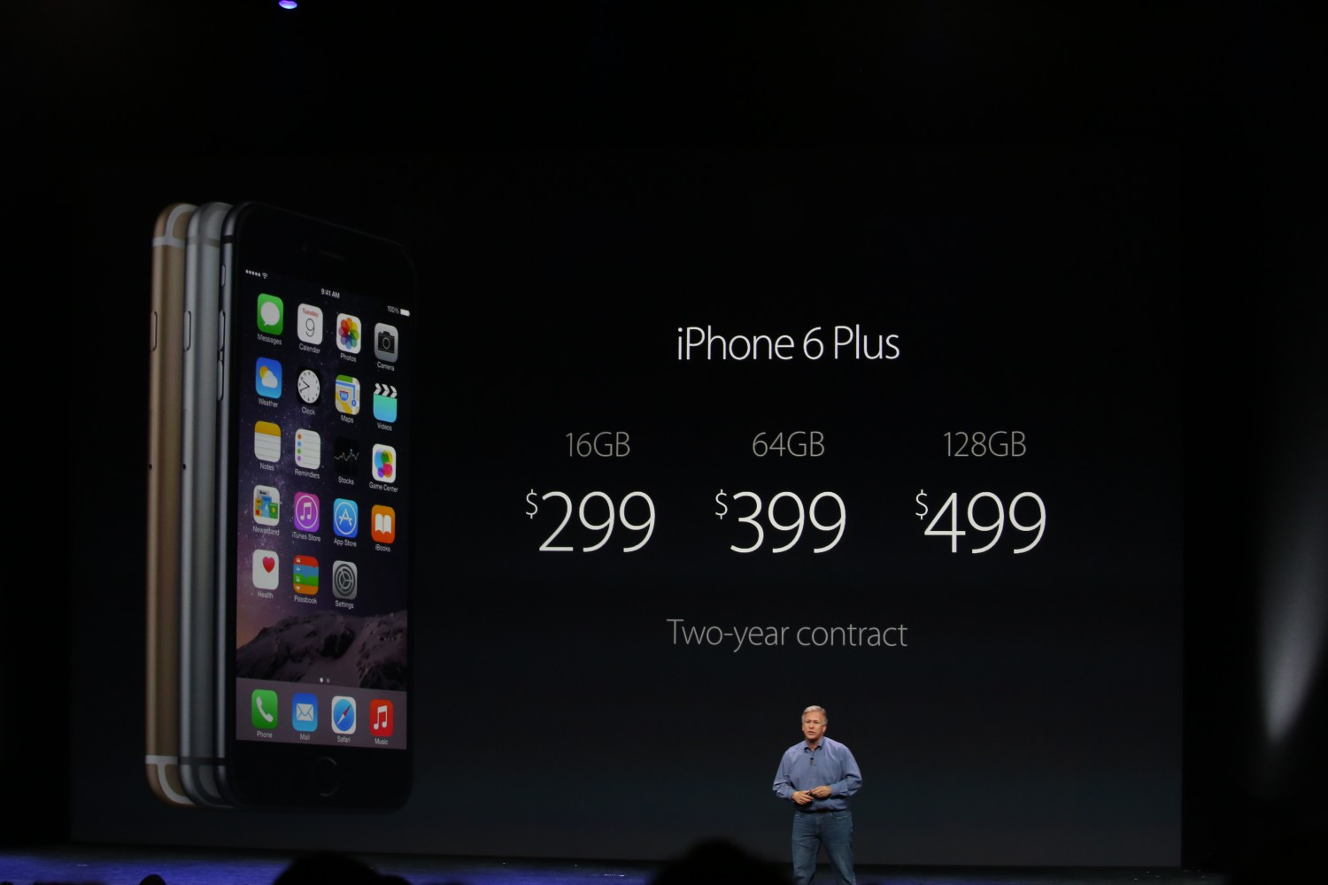 smaller iPhone