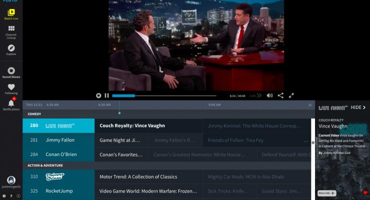 Pluto TV is now on Apple TV