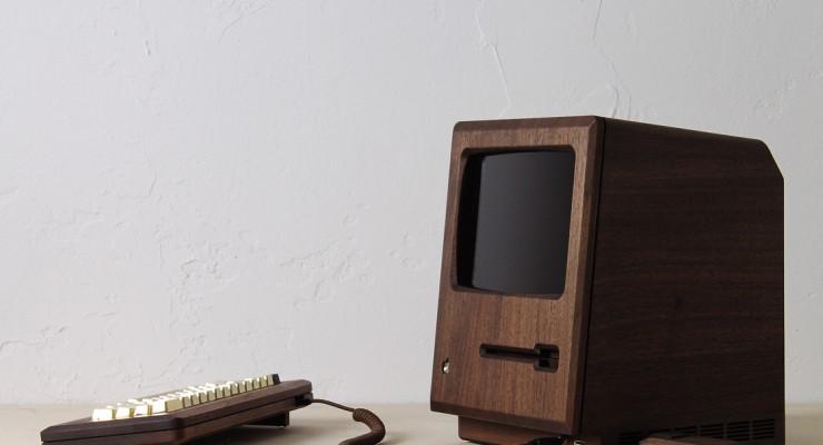 Macintosh 128k replica