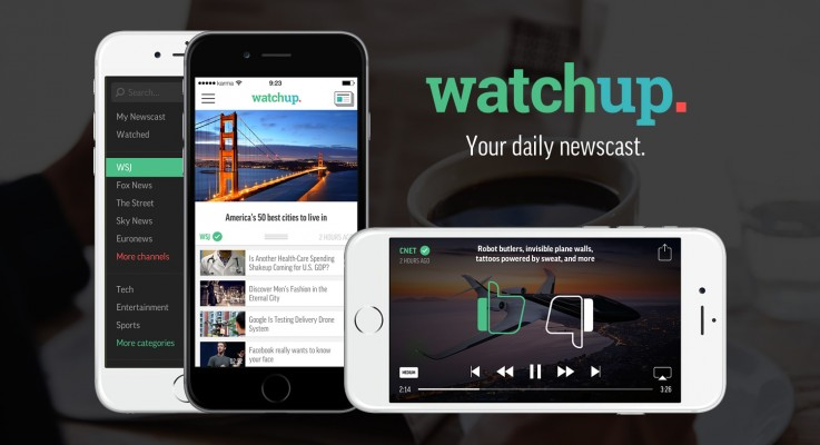 News Junkie? You Need the New Apple TV App Watchup