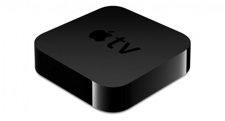 right Apple TV