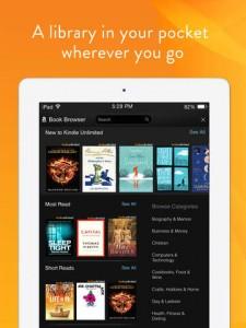 reading ipad apps