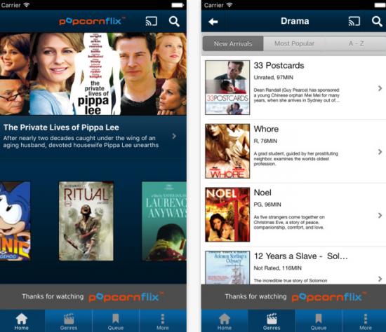 watch free movies on ipad