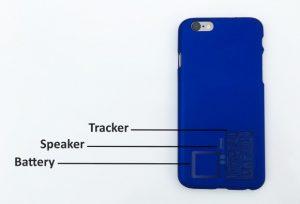 iphone tracker case