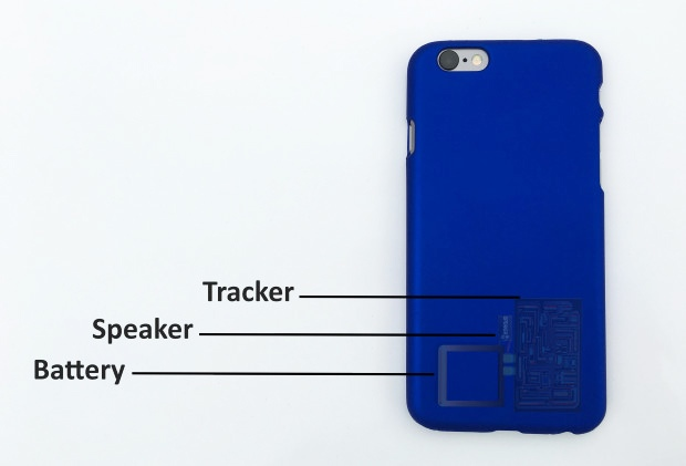 iphone tracker case