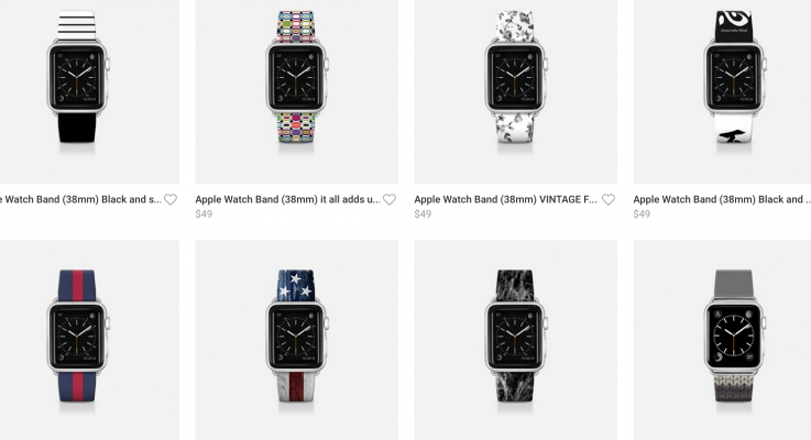 Give Your Apple Watch Some Personality With These Third-Party Watch Bands
