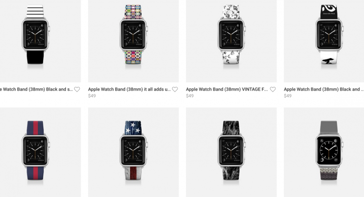 third-party apple watch bands