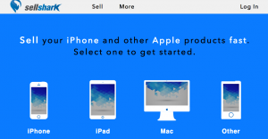 sell an iphone online
