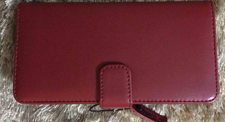 Terrapin Leather Wallet Case