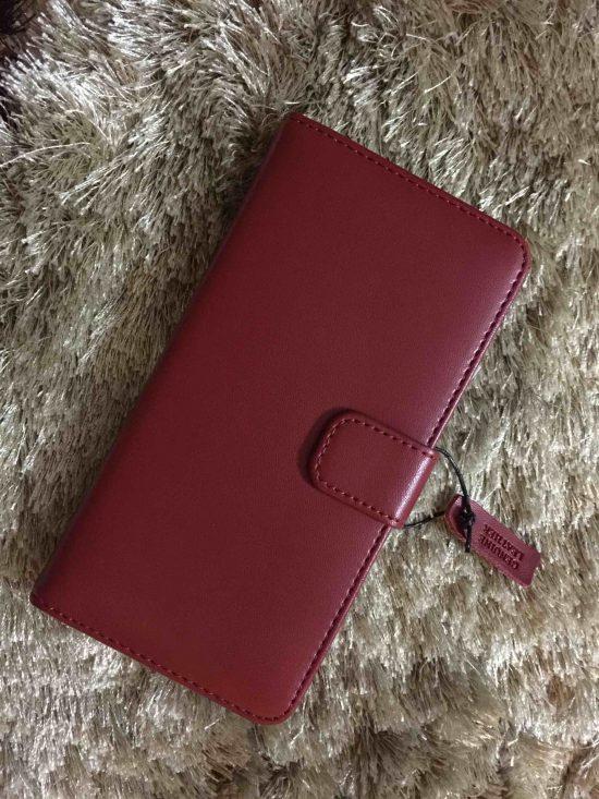 wallet case review