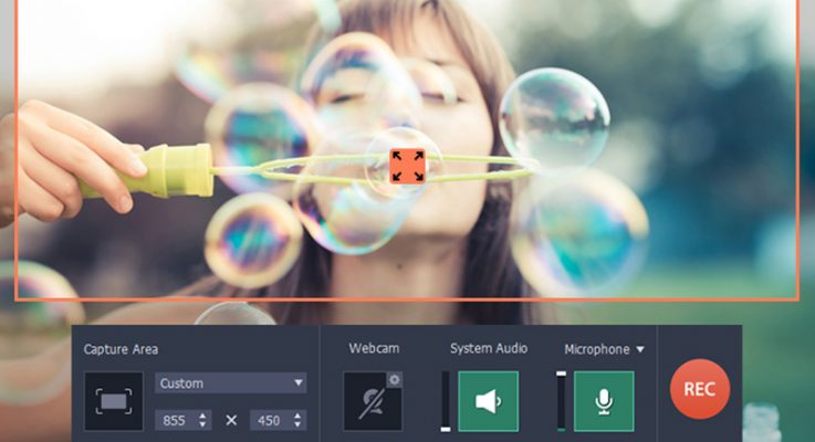 Capture Video from an iPad Screen Using Movavi Screen Capture Studio for Mac
