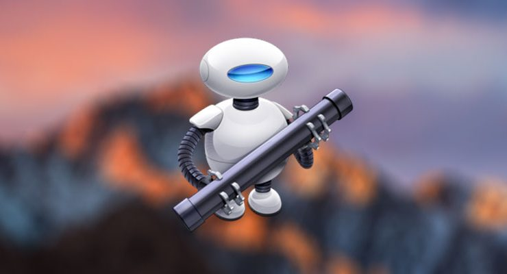 Getting Started with Automator Workflows for Your Mac
