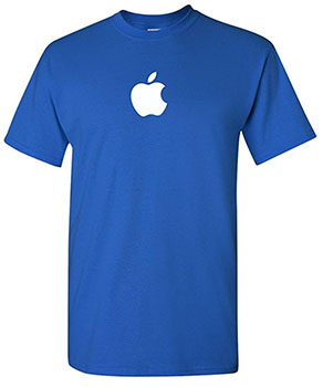 apple gifts shirt