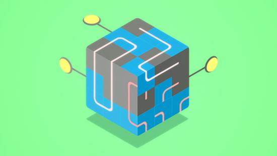 geometric puzzle games klocki