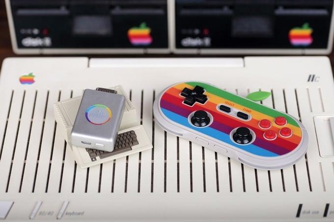 top apple kickstarter ap40