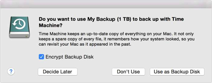 mac backup strategies time machine