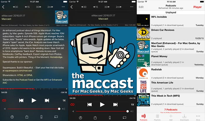 best podcast app iphone best podcast apps for the iphone and in 2017 apple 9283