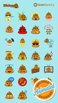ios sticker packs iconfactory
