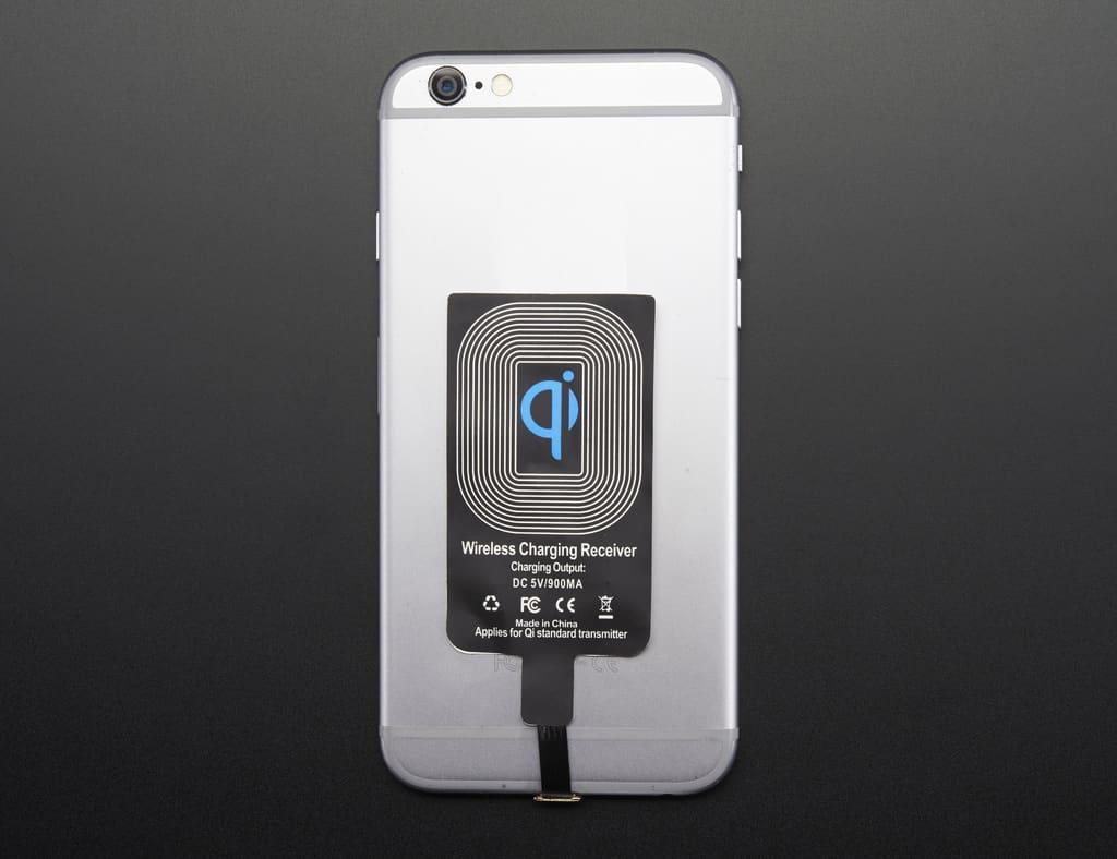 iphone rumors wireless charging