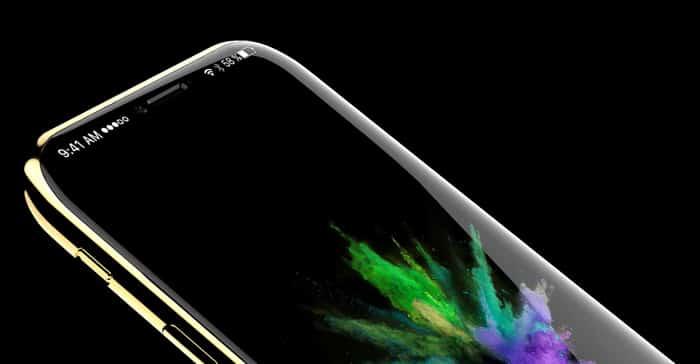 iphone rumors curved screen