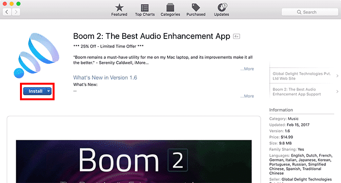 Get a Powerful Mac Equalizer with Boom 2 - Apple Gazette
