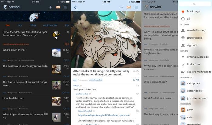 Best Reddit Apps for iOS - Apple Gazette