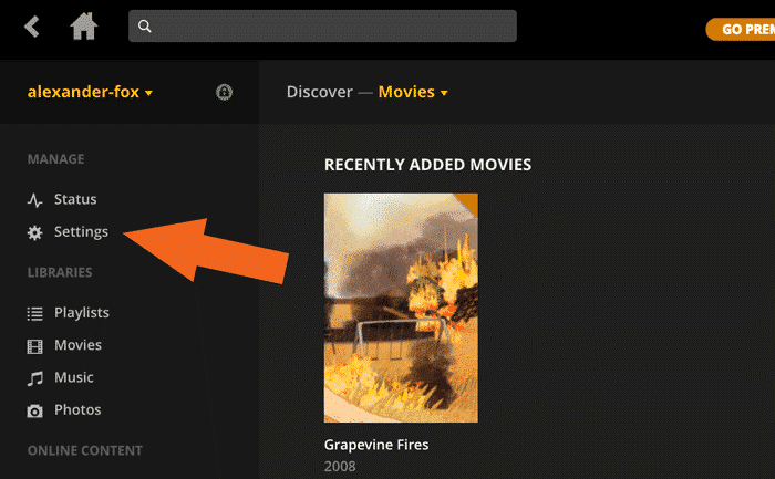 Create A Personal Media Server With Plex for macOS - Apple