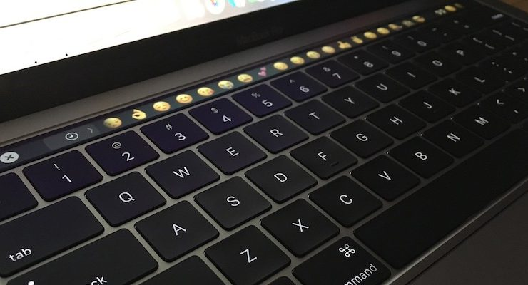 customize touch bar hero