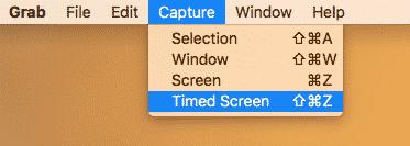 screenshot secrets grab timed capture