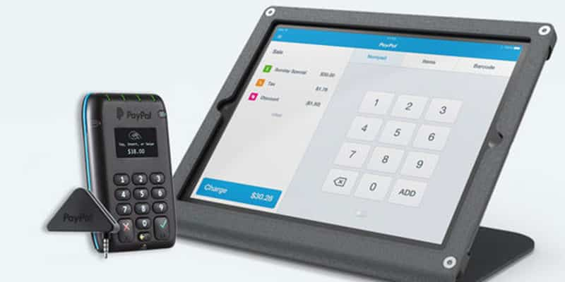 apple pos systems paypal here