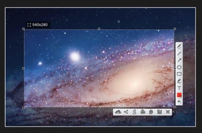 best screenshot apps macos lightshot