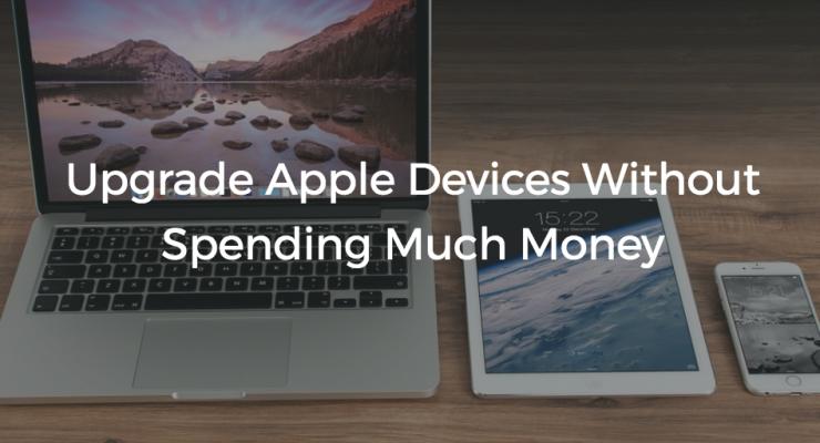 upgrade apple device