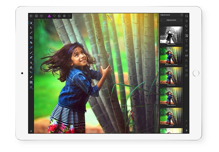 best photo editing apps for iphone and ipad affinity photo