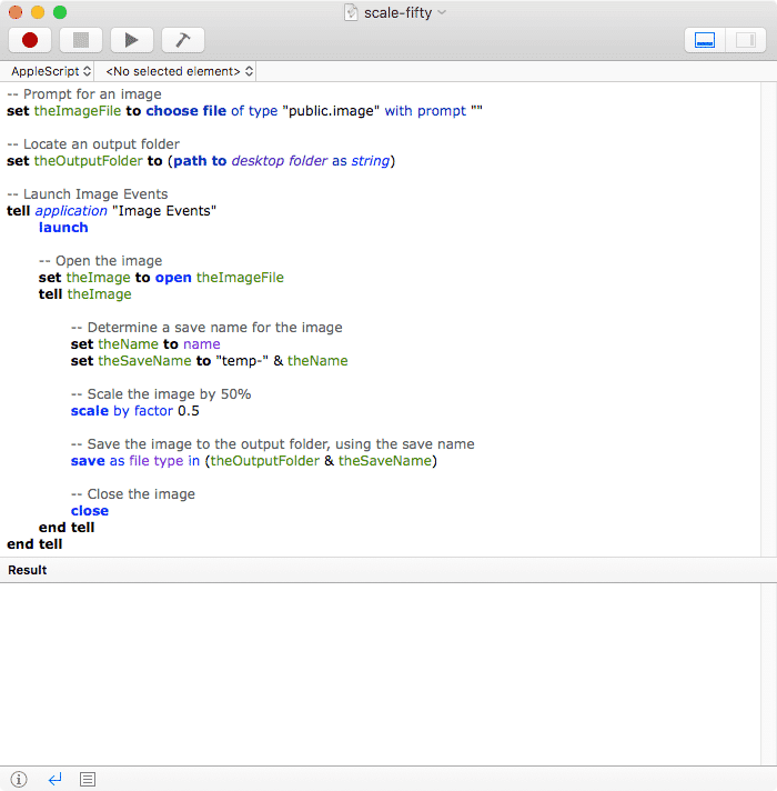 applescript productivity automation