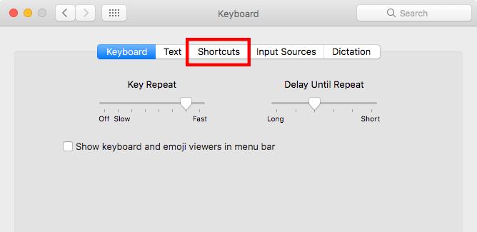 macos context menu