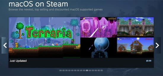 guide to mac gaming steam