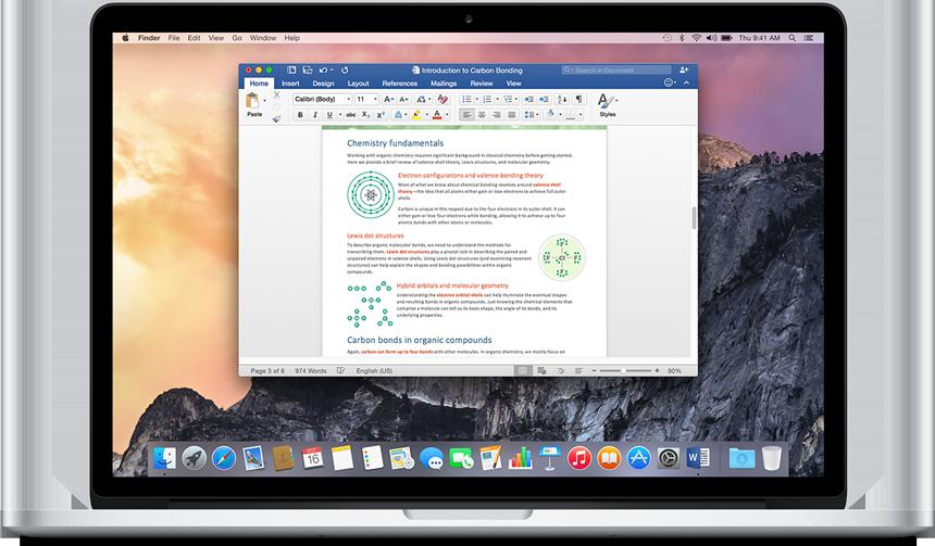 office 2016 mac insert key