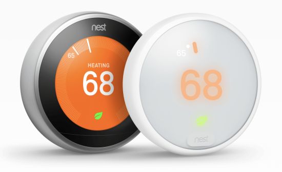 smart appliances thermostat
