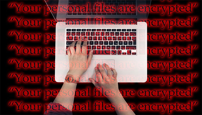 Personal Files Encrypted