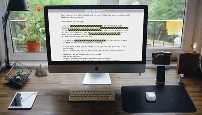 Encrypted Mac Ransomware