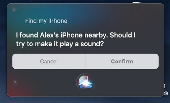 Find Your Silenced iPhone with iCloud and Siri - Apple Gazette