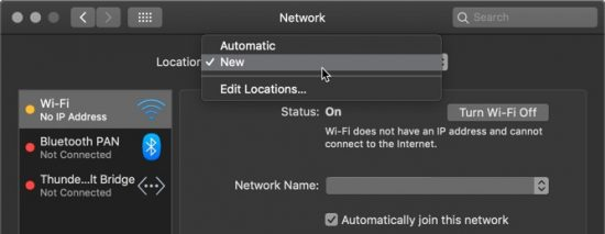 Using and Configuring Network Preferences in macOS - Apple