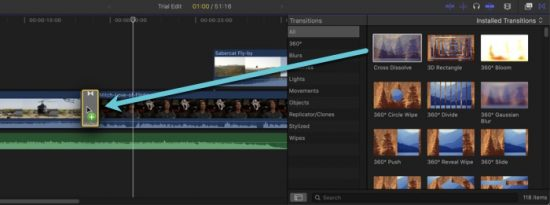 Creating Your First Video in Final Cut Pro X - Apple Gazette